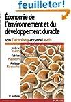 Economie de l'environnement et du d�v...