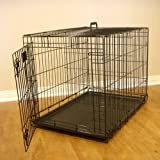 36″ Brand New Medium Folding Dog Cat Crate Cage Kennel