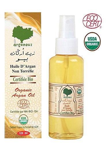 ラ ベル オーガニック アルガンオイル125ml Organic Argan oil