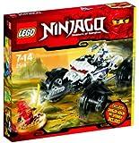 LEGO Ninjago Nuckal's ATV #2518