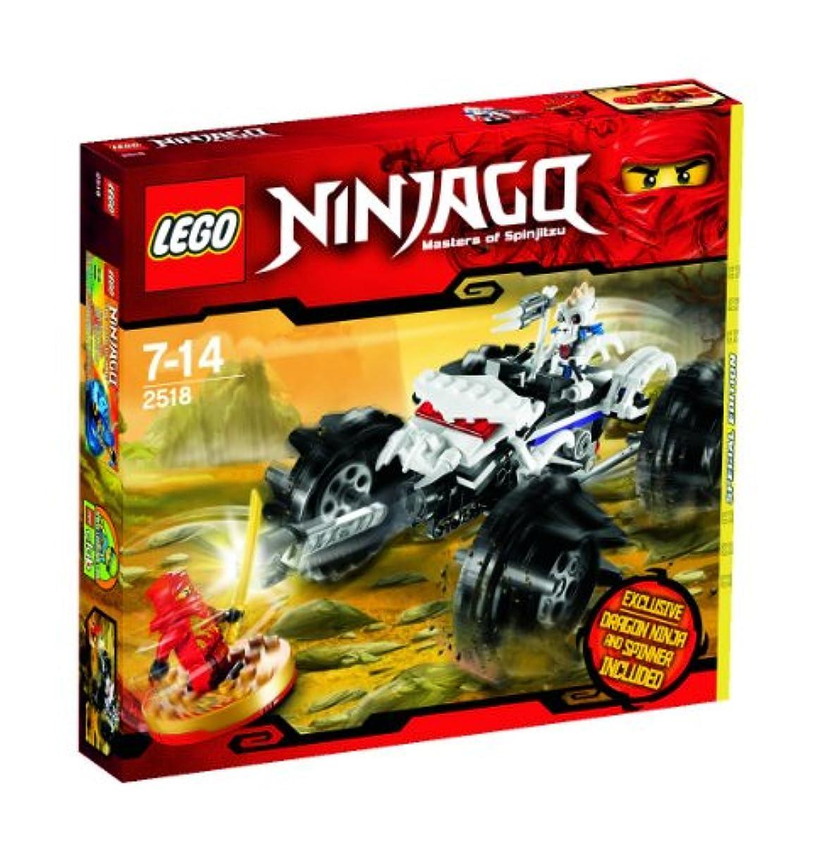 [해외] 레고 (LEGO) 닌자고 눗컬의 ATV 2518-2518 (2010-12-25)