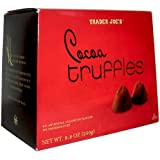 Trader Joe's Cocoa Truffles....8.8 Oz. Box