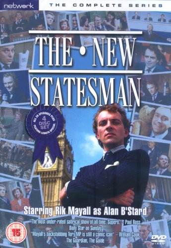 The New Statesman - The Complete Series Box Set [DVD] [1987]
