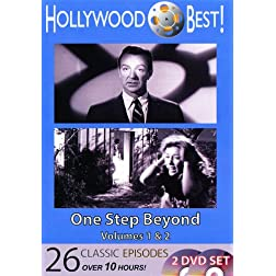 Hollywood Best! One Step Beyond 2 DVD Set