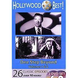 Hollywood Best! One Step Beyond 2 DVD Set