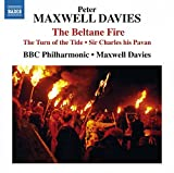 Maxwell Davies: The Beltane fire The Manchester Cathedral Girls' Choir