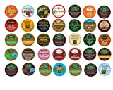 51UEtNIN9LL. SL160  Crazy Cups Travel The World Sampler, K Cup Portion Pack for Keurig K Cup Brewers (Pack of 35)