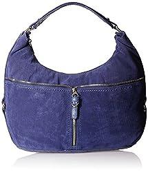 Gussaci Italy Women's Handbag (Blue) (GC279)