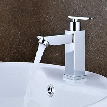 cuivre cuivre mitigeur de robinet de salle de bains froide froide du bassin l 39 eau du robinet. Black Bedroom Furniture Sets. Home Design Ideas