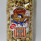 Disney Main Street Donald Duck Caramel Popcorn - Disney Parks Exclusive & Limited Availability (To ensure fresh product, orders are fulfilled as received and subject to availability - Choosing expedited shipping service is recommended for greatest freshness)