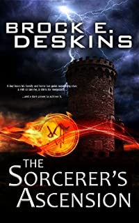 The Sorcerer's Ascension: Book 1 Of The Sorcerer's Path by Brock Deskins ebook deal