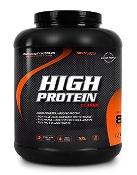 SRS High Protein (Vanille, 1000 g)