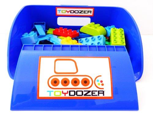 Toydozer Toy Clean Up Set (Blue) - 1