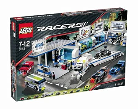 LEGO - 8154 - Jeu de construction - Racers - Brick Street Customs