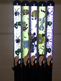 DISNEY MICKEY, SNOOPY, SPONGEBOB OR SPIDER-BOO 12 HALLOWEEN LIGHT UP WAND