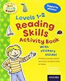Oxford Reading Tree Read With Biff, Chip, and Kipper: Levels 1-2: Reading Skills Activity Book (Read With Biff Chip & Kipper)