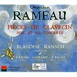 Monsieur Rameau: Pièces de Clavecin, Seul et en Concerts - Blandine Rannou