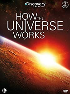 HOW THE UNIVERSE WORKS - The Complete Series (2010) [BLU-RAY] [IMPORT]