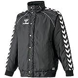 (ヒュンメル)hummel ウォーマージャケット HAW2055 90 ブラック M