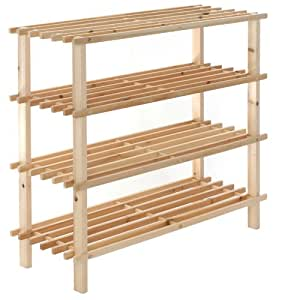 xxxl schuhregal aufbewahrungssystem f r schuhe k che haushalt. Black Bedroom Furniture Sets. Home Design Ideas