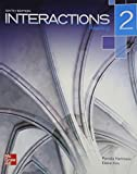 img - for Interactions Level 2 Reading Student Book plus Registration Code for Connect ESL book / textbook / text book