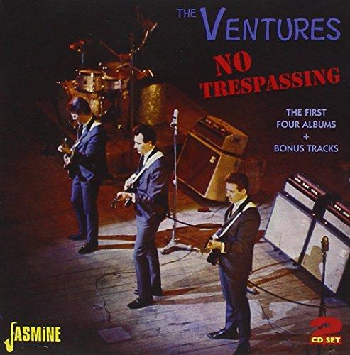 The Ventures - No Trespassing - The First Four Albums + Bonus Tracks [original Recordings Remastered] 2cd Set - Zortam Music