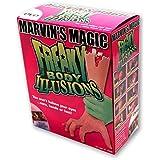 Marvin's Magic - Tour de Magie d'Horreur - Thème Corps - Langue: anglais