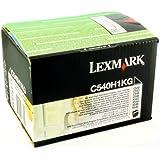 Lexmark C54x, X54x C540H1KG High Yield Return Program Toner Cartridge (Black)