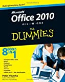 img - for Office 2010 All-in-One For Dummies by Weverka, Peter 1st (first) edition [Paperback(2010)] book / textbook / text book