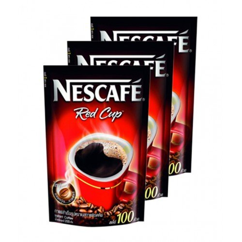 Recommended! Nescafe Red Cup By Nestle (200G)