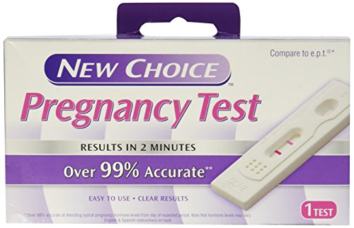 New Choice Pregnancy Test 99% Accurate - 1