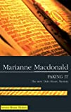 Marianne MacDonald Faking it (Dido Hoare Mysteries)