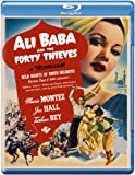 Ali Baba and the Forty Thieves [Blu-ray] [UK Import]