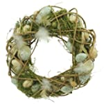 Birds Nest Easter Wreath / Centrepiec...