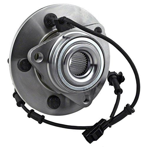 Reference Cross Bearing Skf782 : Wjb wa front wheel hub bearing assembly cross