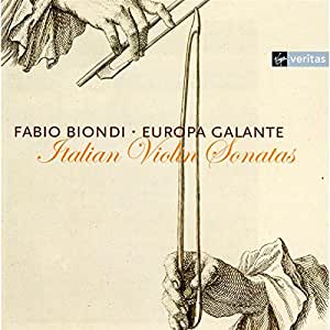 Italienische Violinsonaten