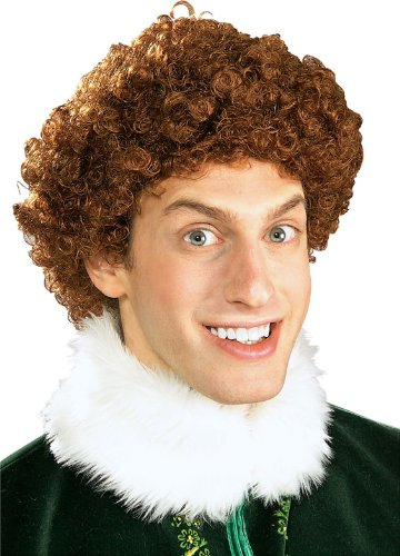 Rubie's Costume Co Elf Buddy The Elf Wig