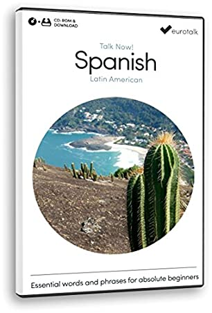 Talk Now Latin American Spanish (PC/Mac)