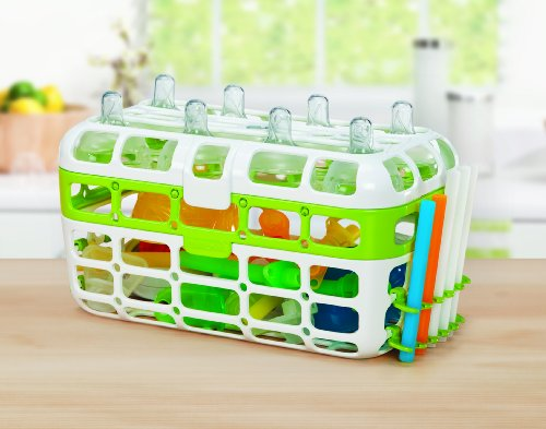 Munchkin High Capacity Dishwasher Basket - 1