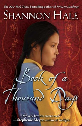 Cover of Book of a Thousand Days