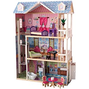 KidKraft My Dreamy Wooden Dollhouse