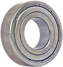 10 Bearing 6203ZZ 17x40x12 Shielded Ball Bearings