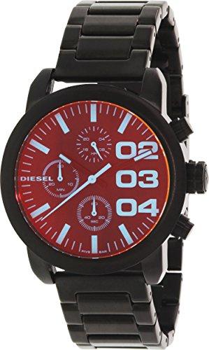 Diesel Mujer dz5466Negro Reloj de cuarzo de acero inoxidable