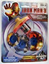 Marvel Iron Man 3 Spinning Tops