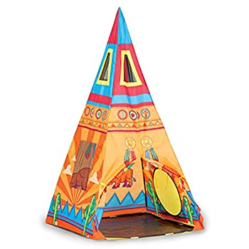 Pacific Play Tents Kids Santé Fe Giant Teepee Tent - 36