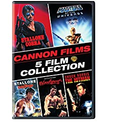 Film Collection: Cannon Films