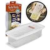 Microwave Pasta Cooker - The Original Fasta Pasta - No Mess, Sticking or Waiting For Boil ~ Fasta Pasta