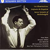 Britten: Orchestral and Vocal Works