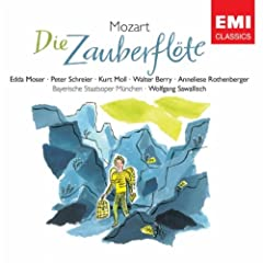 Die Zauberfl�te - Singspiel in two acts K620 (1987 Digital Remaster), Act II: He, Lichter her! (dialogue: Papageno, Tamino)