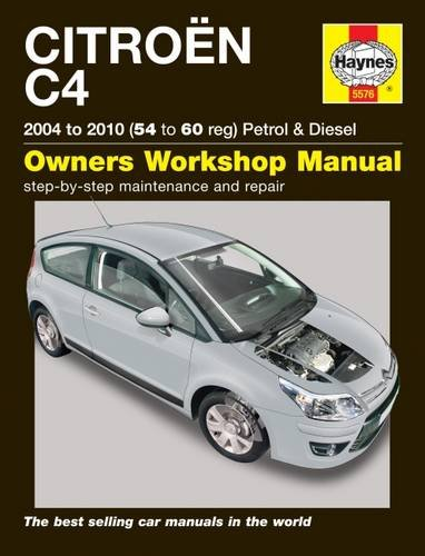 citroen-c4-service-repair-manual-2004-2010-haynes-service-and-repair-manuals